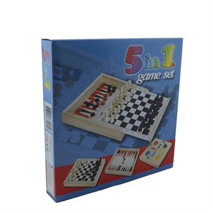5 İn 1 Game Set