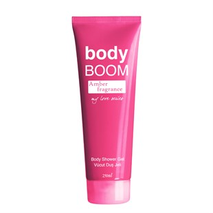 BODY BOOM Amber Duş Jeli 250 ML