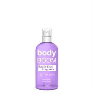 BODY BOOM Bomb Shell Body Spray Vücut Spreyi 150 ML