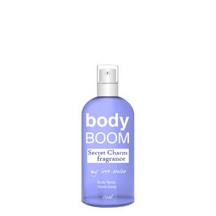 BODY BOOM Secret Charm Body Spray Vücut Spreyi 150 ML