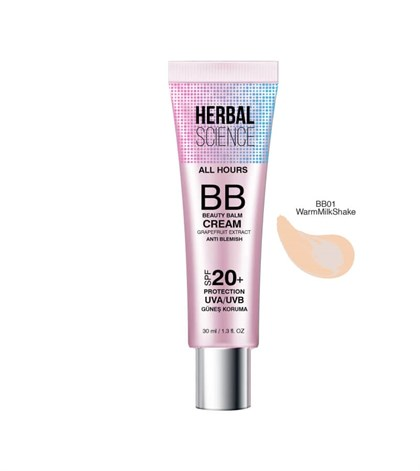 HERBAL SCIENCE BB-01 Warm Milkshake 30 ML