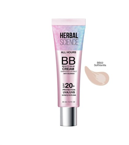 HERBAL SCIENCE BB-02 Soft Vanilla 30 ML