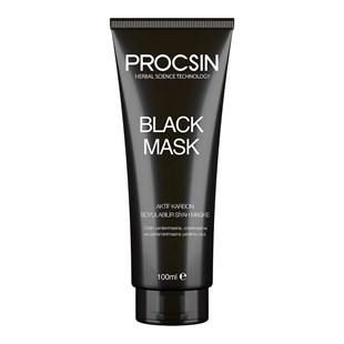 PROCSIN Black Mask (Siyah Maske) 100 ML