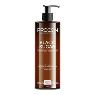 PROCERİN Black Sugar Şampuan 400 ml