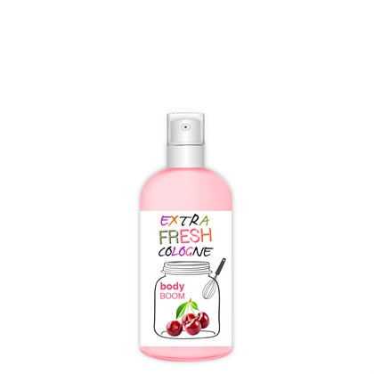 PROCSIN BODY BOOM Cologne Cherry 150 ML.